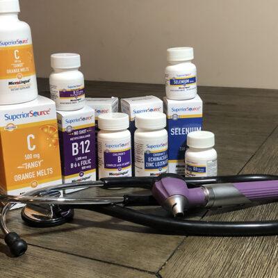 Learn How Vitamins Support Immune Health