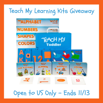 Teach My Learning Kits for Kids