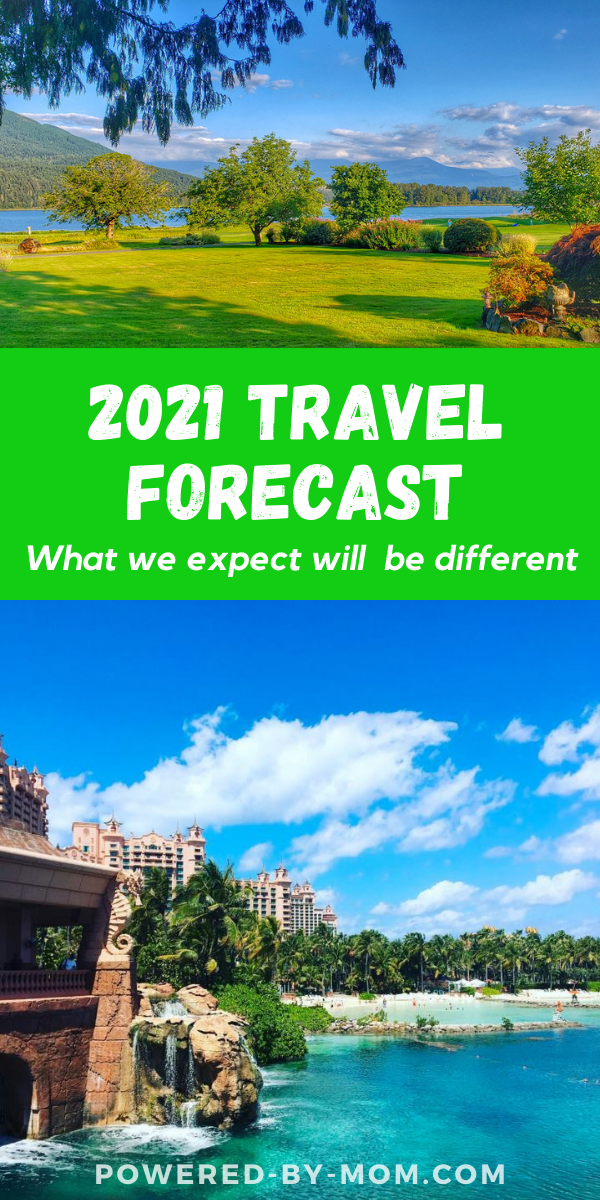 Our travel forecast for next year spans the rise of faceless tech, the demand of consumers and the businesses struggling to hold on.