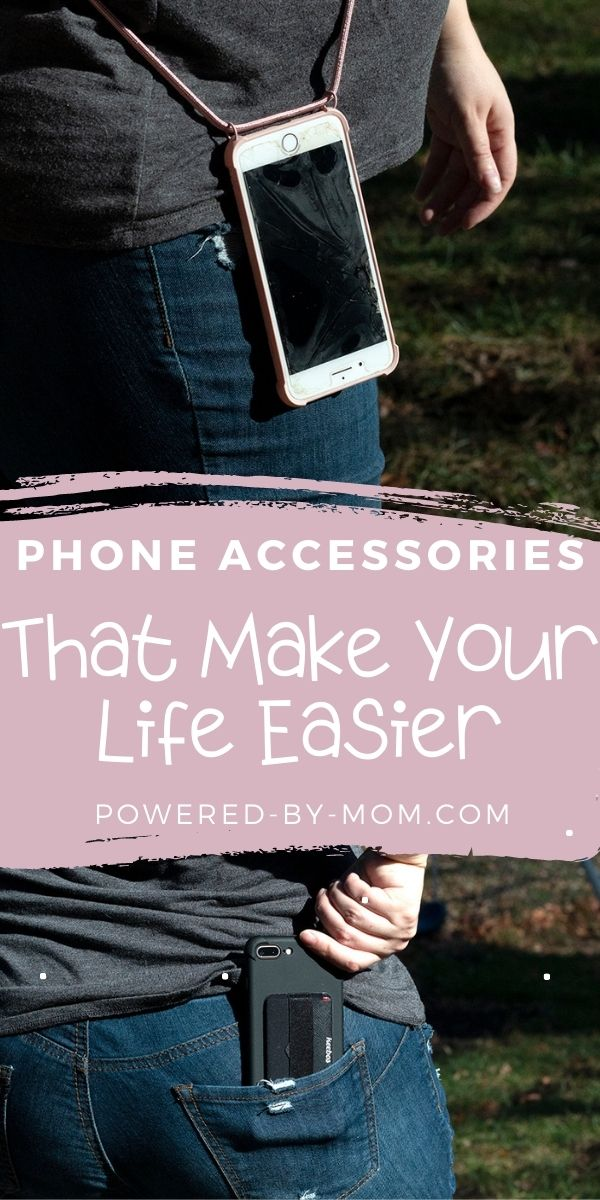 No pockets? Thankfully Keebos phone accessories make it easy to keep your phone and more handy and available.