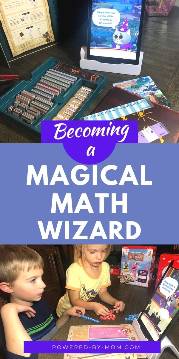 OSMO's Math Wizard makes learning math for kids magical! Kids learn math concepts in a fun and engaging way that will have them wanting more.