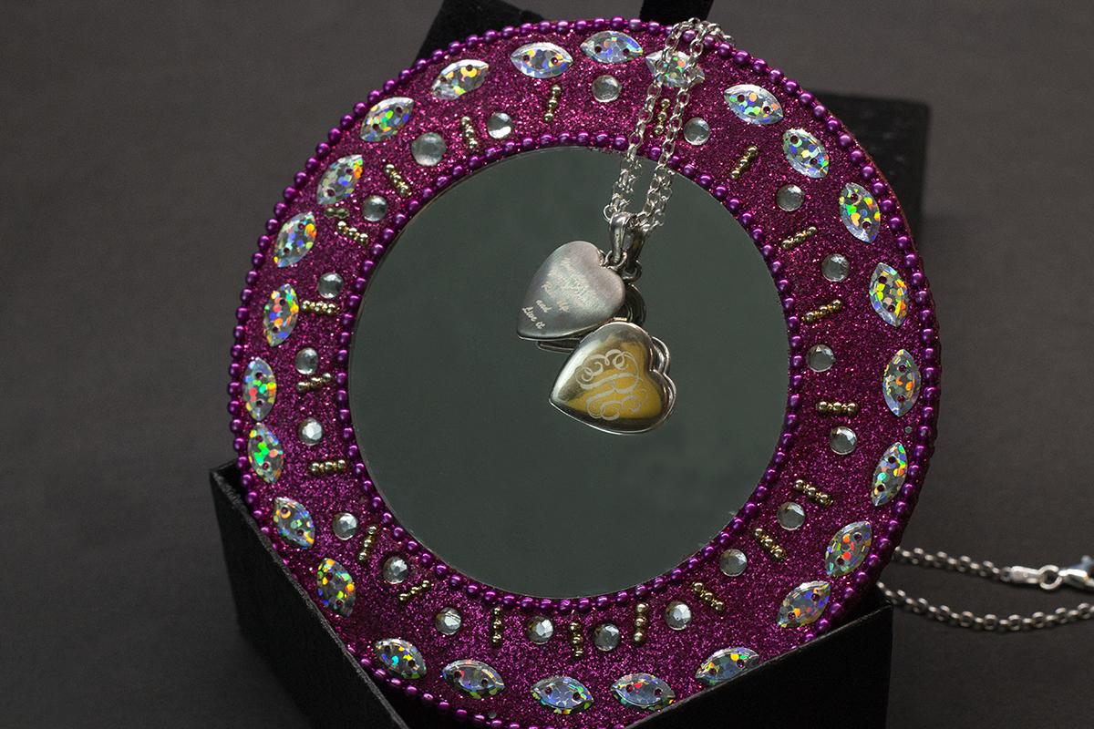 custom locket