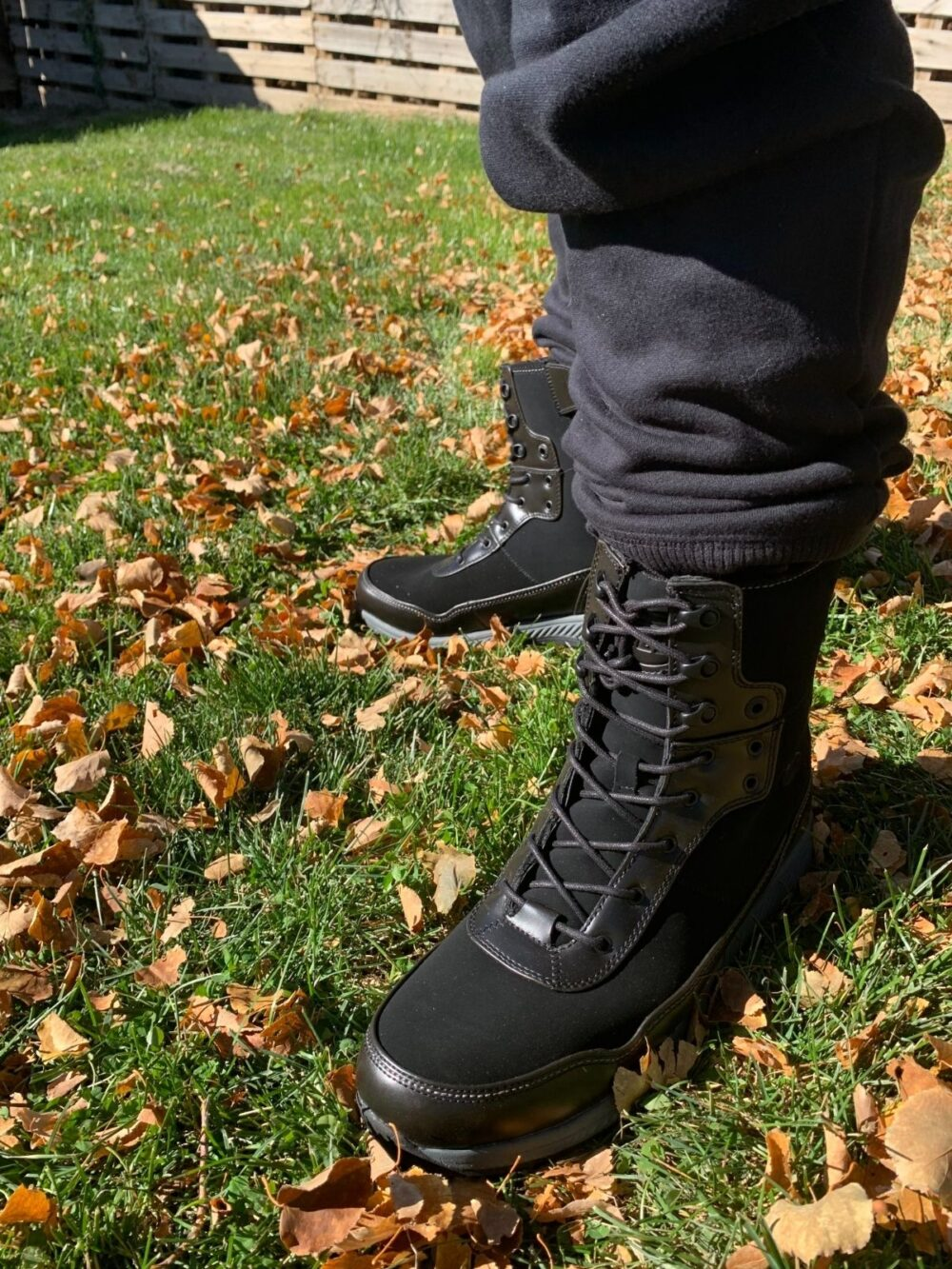 Lugz Work Boots Without Steel Toe - Powered by Mom