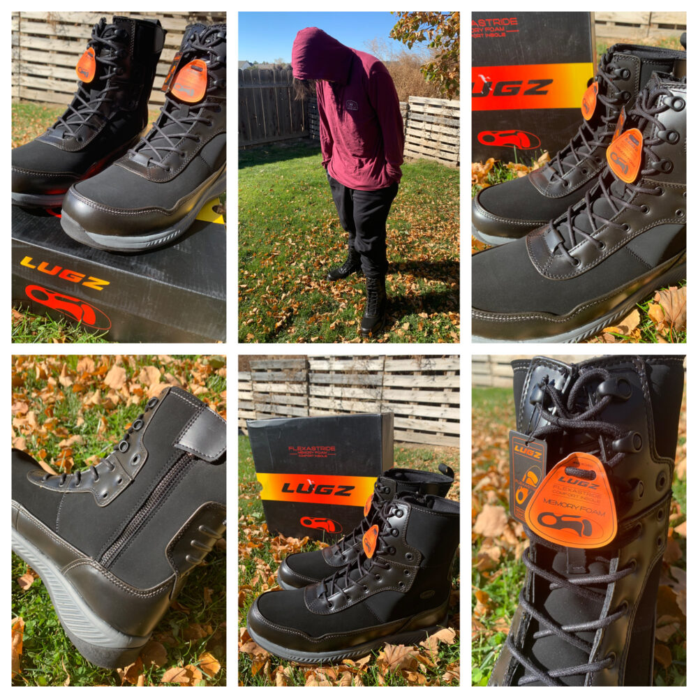 Lugz Work Boots Without Steel Toes