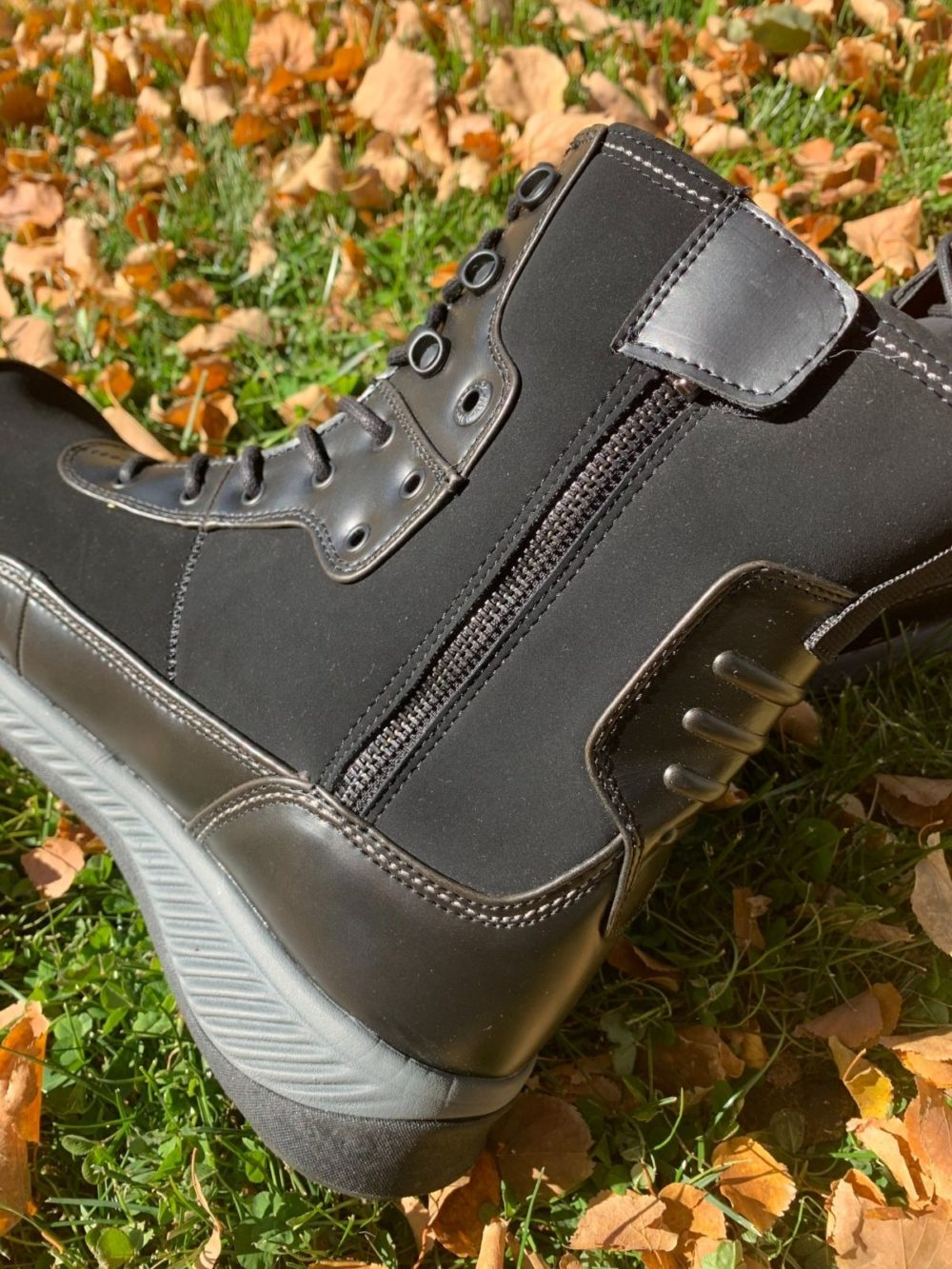 Lugz Work Boots Without Steel Toes - Powred by Mom