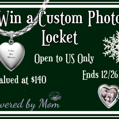 Show Your Love with a Custom Photo Locket