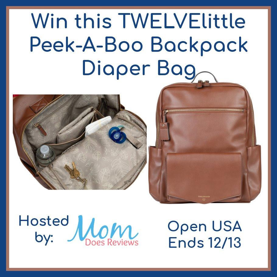 twelvelittle diaper bag