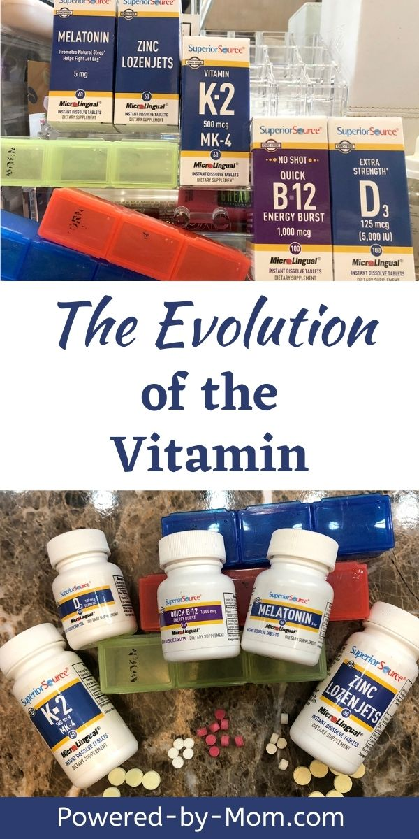 """Because of the evolution of the vitamin we can truly optimize how our body uses supplemental """"vitamins"""" with MicroLingual® technology."""