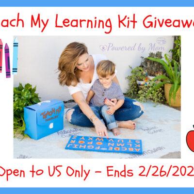 Teach My Learning Kit for Children