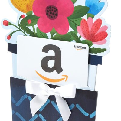 $100 April Amazon Gift Card Giveaway