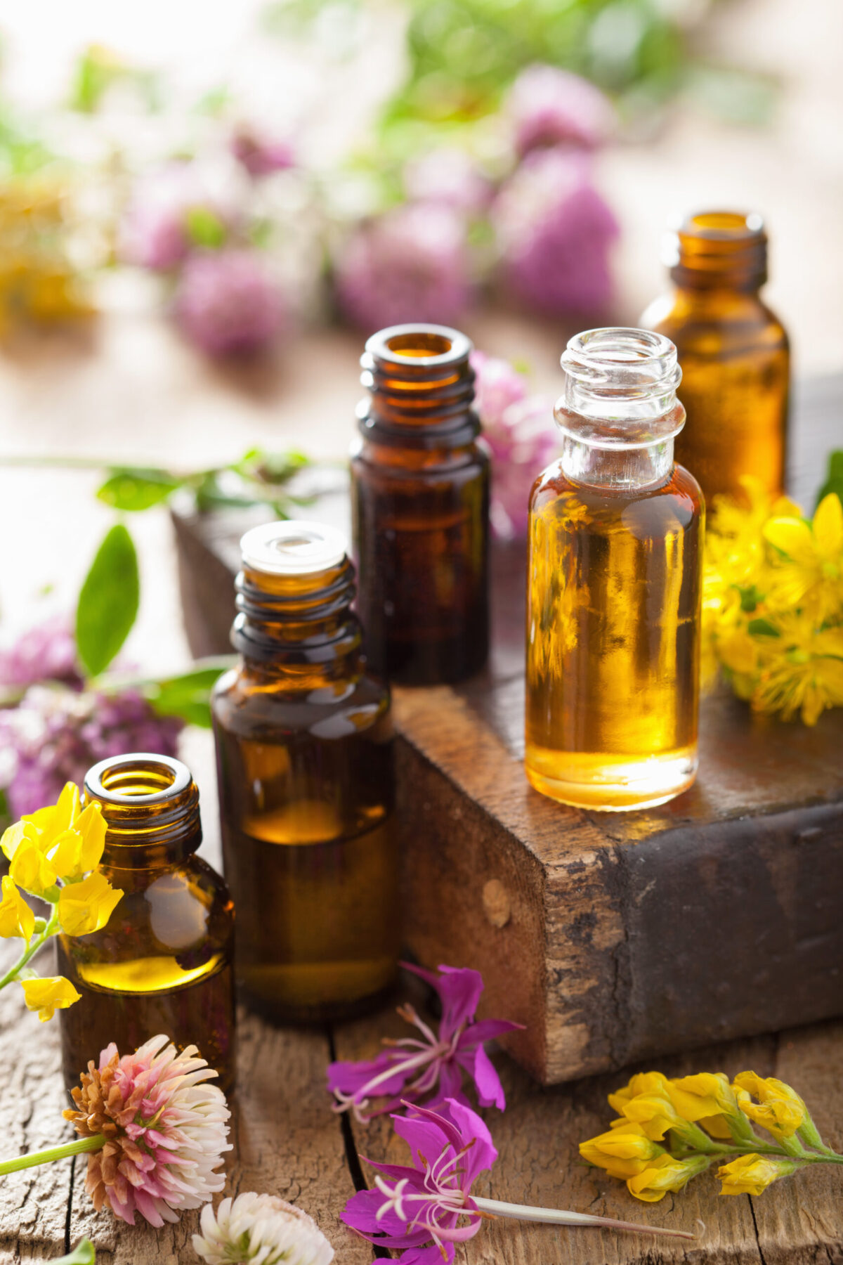 essential oil roller bottle blends