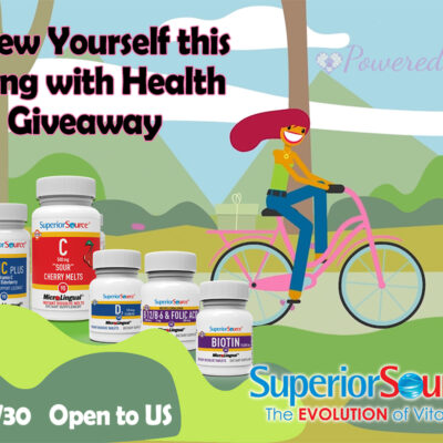 Renew Yourself this Spring with Health