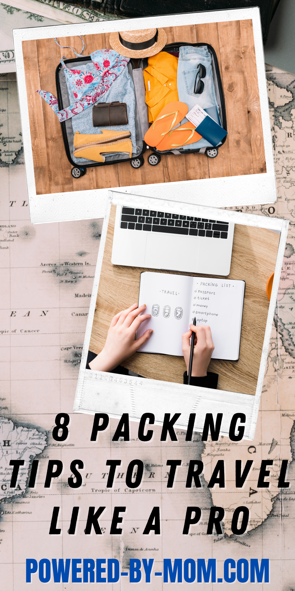 Nothing spoils a well-planned trip faster than finding out you forgot pack an essential. It can be very easily avoided these packing tips.