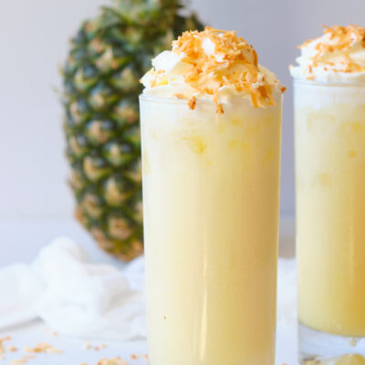 This Coconut Pineapple Italian soda recipe is perfect for any occasion or gathering. They are easy to make and can easily be customized.