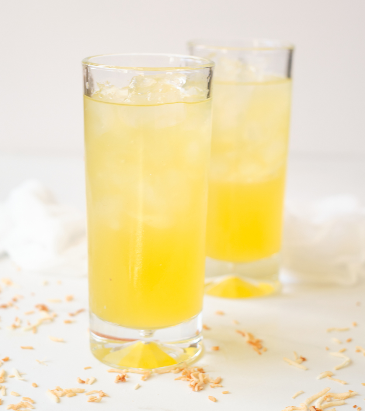 Pineapple Italian Soda