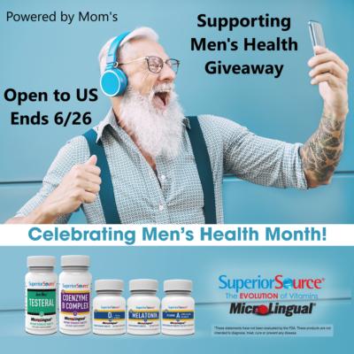 Celebrate Men's Health this Month