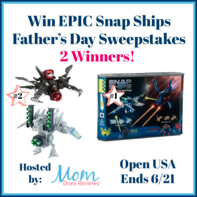 PlayMonster and Snapships for Father's Day Fun