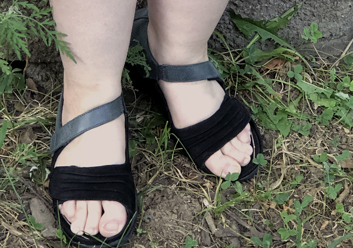 Supportive Sandals