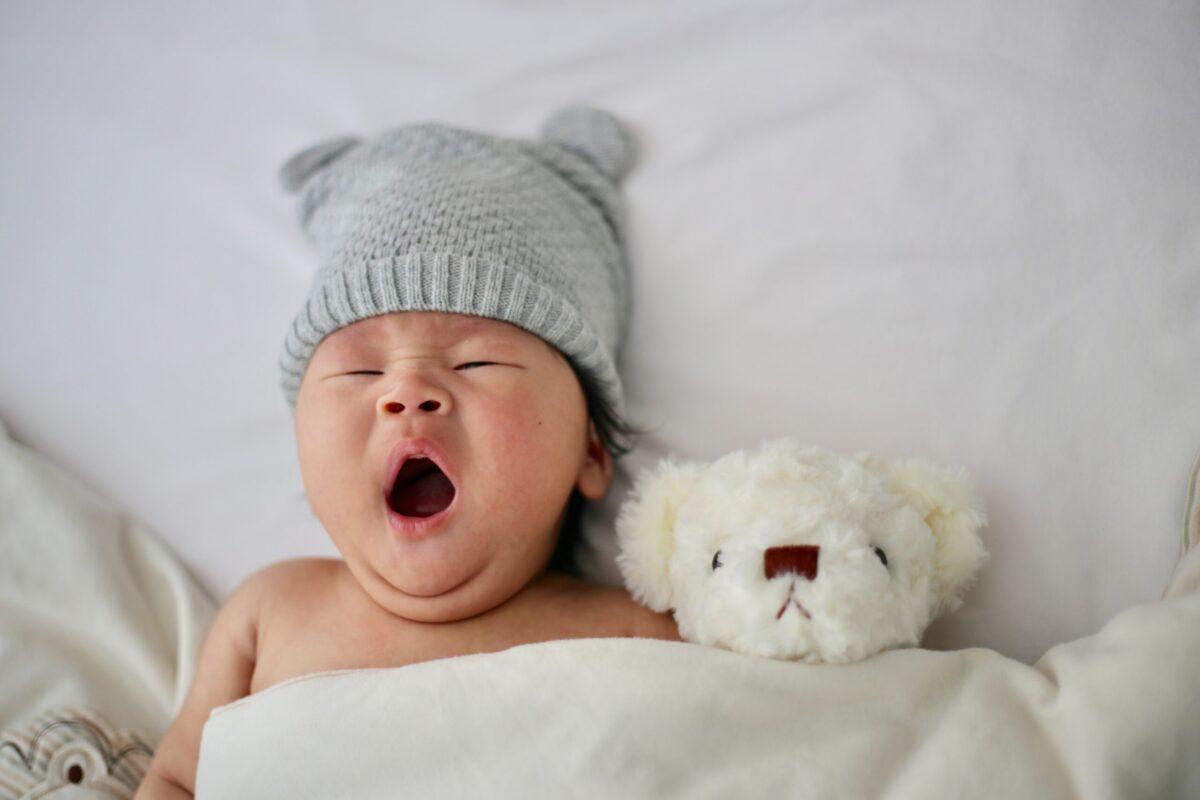 sleep training prep