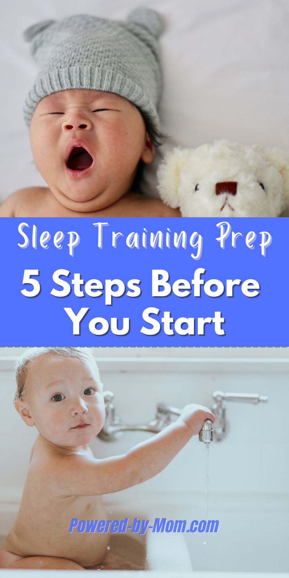 From creating a cozy sleep environment for babies to planning a sleep schedule, there are some tips you need to consider when you're doing sleep training prep.