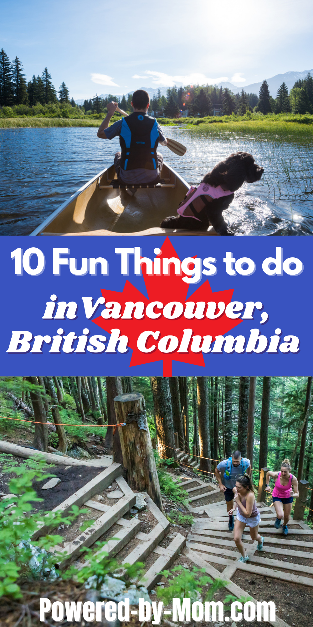 If you are planning a vacation to British Columbia, check out these 10 amazing things to do in Metro Vancouver. This vibrant city is full of fun things!